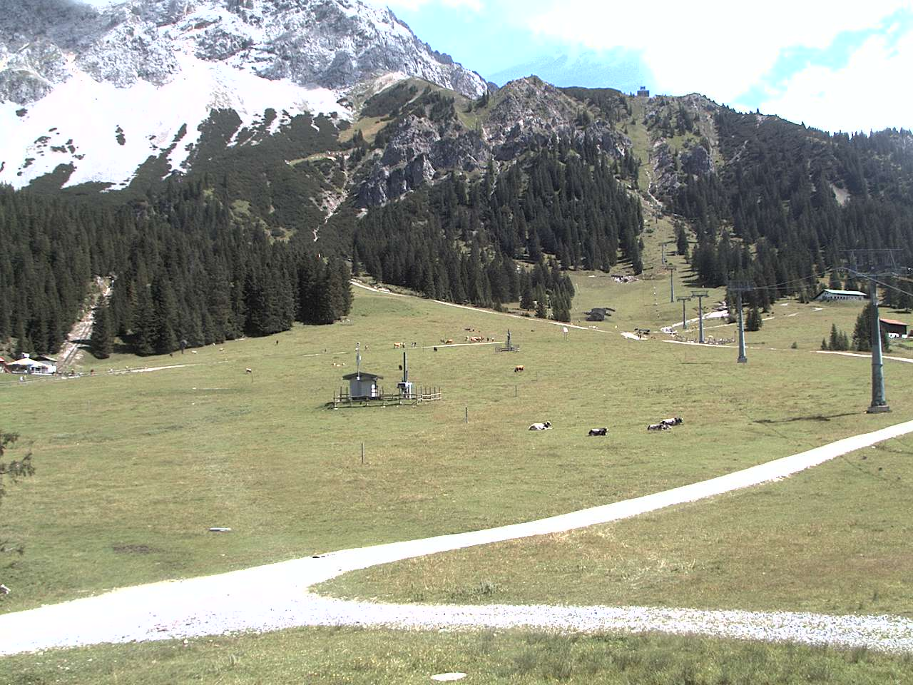 webcam ehrwald